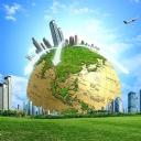 3D Dünya Küresi