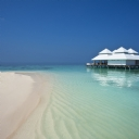 Beyaz Plaj Sahil Manzara
