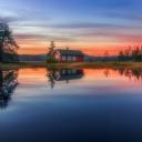 Göl Evi Manzara 7