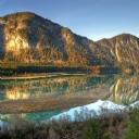 Göl Manzarası 4