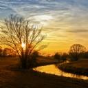 Gün batımı ve Gökyüzü