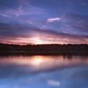Günbatımı Göl