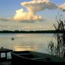 Güzel Göl Manzarası
