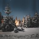 Kar Manzarası 10