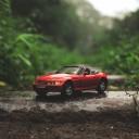 Kırmızı Araba  11