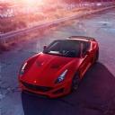Kırmızı Araba   12