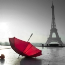 Kırmızı Şemsiye 2