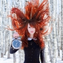 Kızıl Saçlı Kız 1