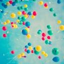 Renkli Balon