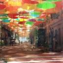 Şemsiyeler 1