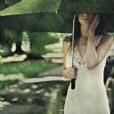 Şemsiyeli Kız 2
