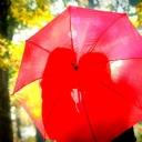 Sevgili Kırmızı Şemsiye