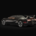 Siyah Bugatti