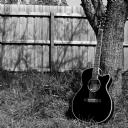 Siyah Gitar