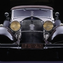 vintage mercedes 1