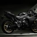 Yamaha Siyah motor