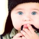 Yeşil Gözlü Bebek