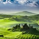 Yeşil Manzara 1