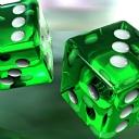 3D Yeşil Zarlar
