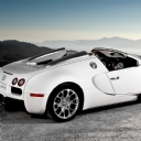 Bugatti Beyaz