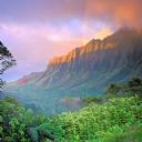 Büyük bitişik Dağ