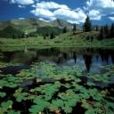 Büyük Göl Manzarası