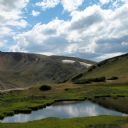 Dağ ve Ufak Göl