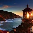 Deniz Feneri Manzara
