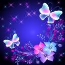 Floral_Butterflies