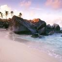 Gorda adası Günbatımı