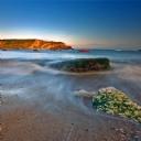 Güzel Deniz Kıyısı