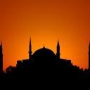 İstanbul Cami Silueti
