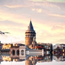 İstanbul Galata Kulesi-1