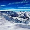 Karla kaplı Dağlar 2