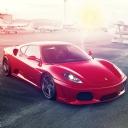 Kırmızı Araba 1