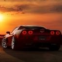 Kırmızı Araba 2