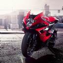 Kırmızı Motor 1