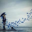 Mavi Balon Ve İnsan