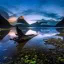 Mavi Gökyüzü Göl