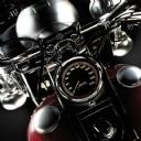 Motorsiklet Kadranı