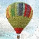 Mozaik Balon