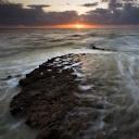 Okyanusta Günbatımı