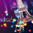 Paris Tower Love