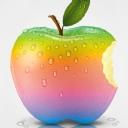Renkli Apple