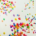 Renkli Balonlar 3