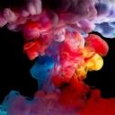 Renkli Duman Bulutları