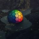 Renkli Küre 1