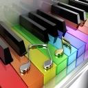 Renkli Piyano
