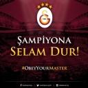 �ampiyon Galatasaray