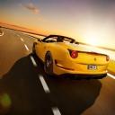 Sarı Ferrari 1